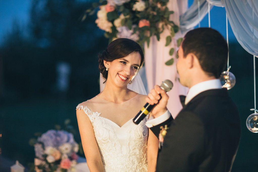 Groom and bride - Wedding Speech Coaching