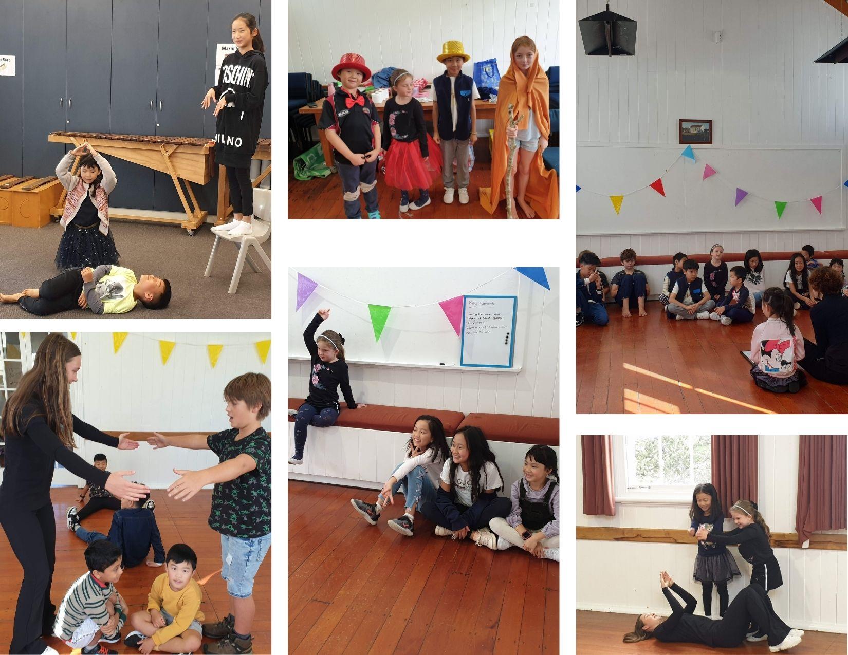 Ten Feet Tall School Holiday Programme North Shore