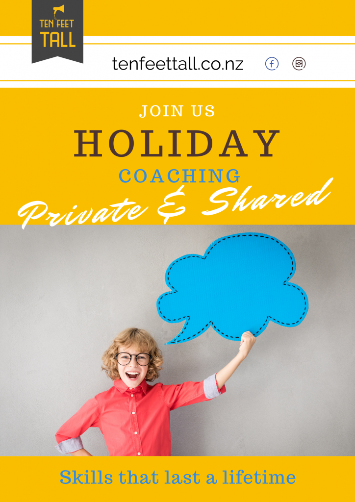 Private Holiday Coaching